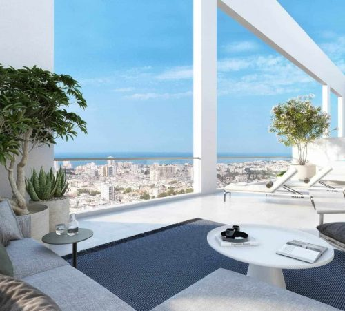 Katzenelson_Bat_Yam_Penthouse-A_balcony